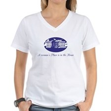 Cute Woman republican Shirt