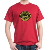 Santa Cruz Sheriff T-Shirt