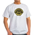 Santa Cruz Sheriff Light T-Shirt