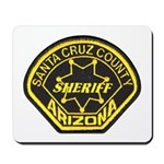 Santa Cruz Sheriff Mousepad