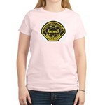 Santa Cruz Sheriff Women's Light T-Shirt