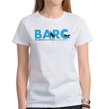 BARC Logo in Blue T-Shirt