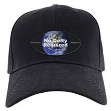 """No Deity Required"" Baseball Hat"
