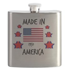 Made in 1950 Flask