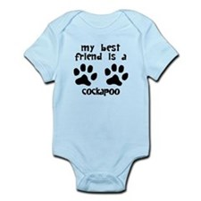 My Best Friend Is A Cockapoo Body Suit