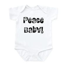 Peace Baby! Infant Bodysuit