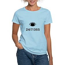 Football 24/7/365 T-Shirt