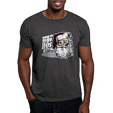 SANTA WHERE MY HOs AT? T-Shirt
