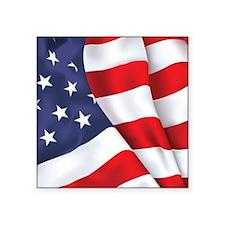 Flag Square Sticker
