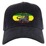 Rastafarian Flag Baseball Hat