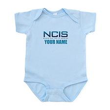 Customized NCIS TV Logo Infant Bodysuit