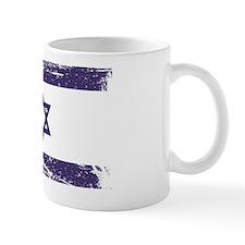 Grunge Israel Flag Mug