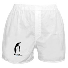 SeaFriends-Penguin Boxer Shorts
