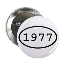 "1977 Oval 2.25"" Button (100 pack)"