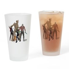 Guardians of the Galaxy Drinking Glass