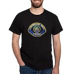 Huntington Park Police Dark T-Shirt