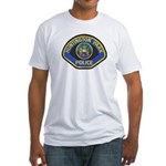Huntington Park Police Fitted T-Shirt
