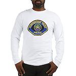 Huntington Park Police Long Sleeve T-Shirt