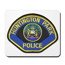 Huntington Park Police Mousepad