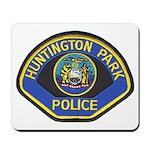 Huntington Park Police Mousepad