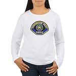 Huntington Park Police Women's Long Sleeve T-Shirt