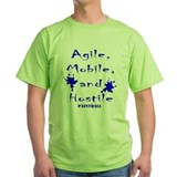 Agile Mobile and Hostile T-Shirt