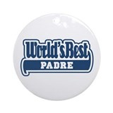 WB Dad [Italian] Ornament (Round)