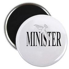 Dove Minister Magnet