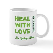 HEAL WITH LOVE Mugs