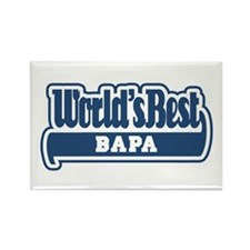 WB Dad [Indonesian] Rectangle Magnet
