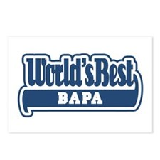 WB Dad [Indonesian] Postcards (Package of 8)
