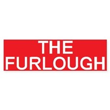stop the furlough Bumper Bumper Sticker