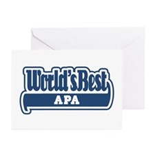 WB Dad [Hungarian] Greeting Cards (Pk of 10)