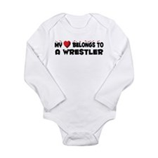BLet0009 A Wrestler Body Suit