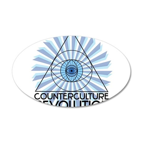 New 3rd Eye Shirt4 CCR Wall Decal