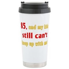 Unique 85th birthday party Travel Mug