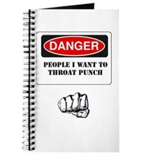 Throat Punch Journal