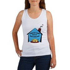 Forever Home Rescue logo-2 Tank Top
