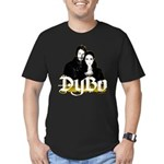 Lost Girl DyBo Men's Fitted T-Shirt (dark)
