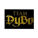 Team DyBo Rectangle Magnet