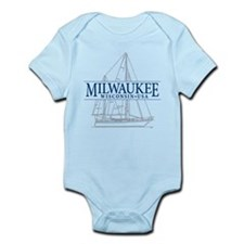 Milwaukee - Infant Bodysuit