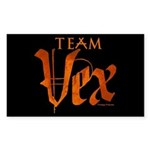 Team Vex Sticker (Rectangle)