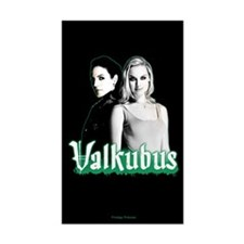 Lost Girl Valkubus Decal
