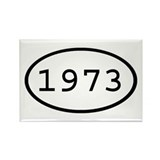 1973 Oval Rectangle Magnet (100 pack)