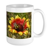 Indian Carpet Flower Mug