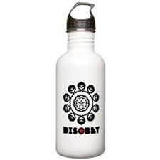 DISOBEY6 Water Bottle