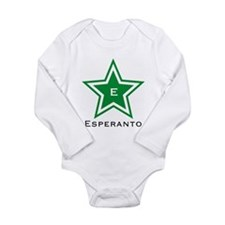 esperanto star Body Suit