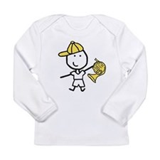 Girl band Long Sleeve Infant T-Shirt