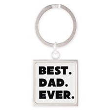 Best Dad Ever Keychains
