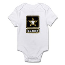 US Army Vintage Infant Bodysuit
